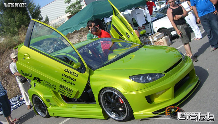 III EXOTIC CARS TUNING SHOW