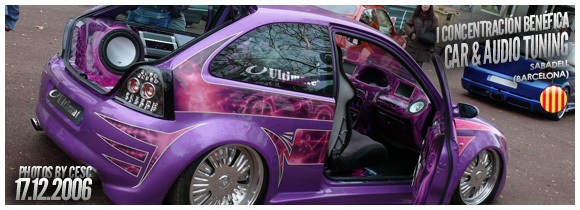 FOTOS EVENTO BENEFICO CAR AUDIO & TUNING