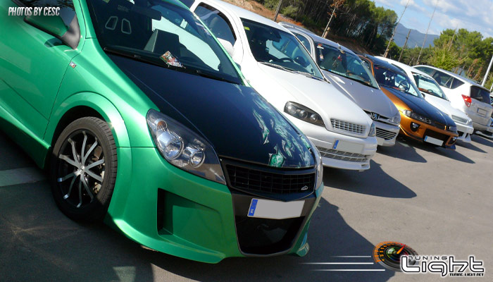 II ABSOLUT TUNING SHOW