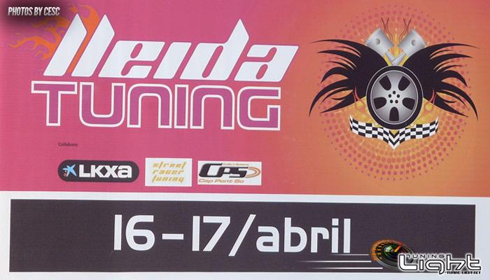 LLEIDA TUNING FESTIVAL 2.011