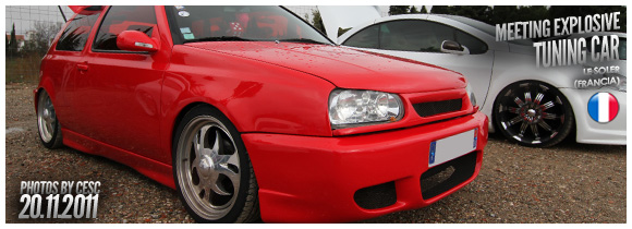 FOTOS EXPLOSIVE TUNING CAR