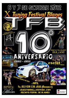 10º TUNING FESTIVAL BLANES