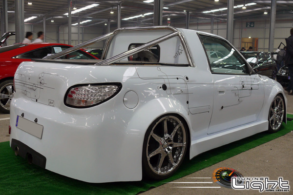 OPEL ASTRA PICK-UP