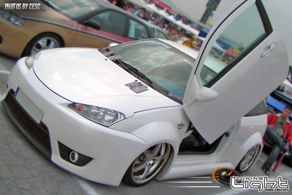 FORD FOCUS by EGOCENTRIC TUNING