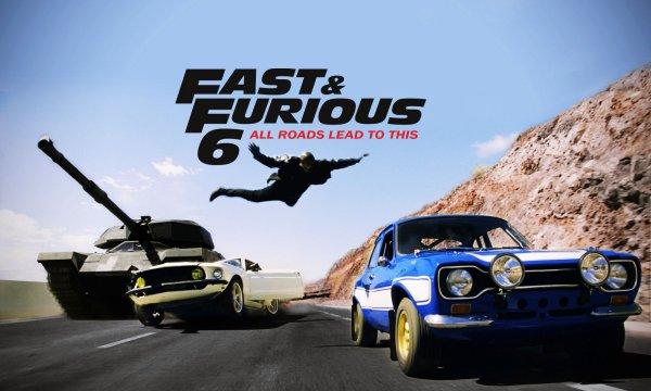 FAST & FURIOUS 6 - BIG GAME SPOT