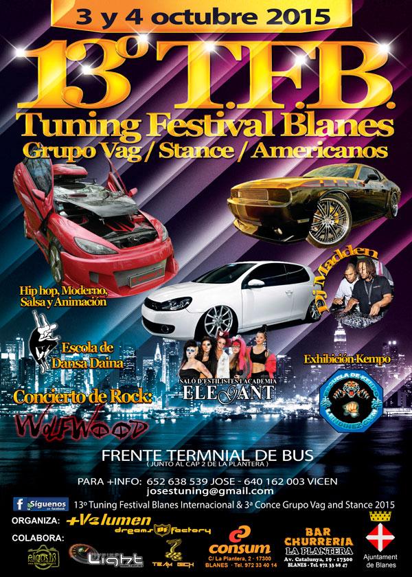 13º TUNING FESTIVAL BLANES