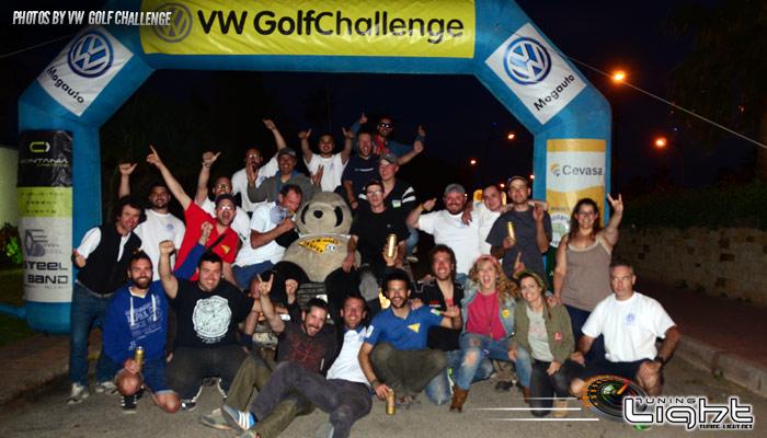 VW GOLF CHALLENGE 2K16