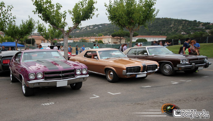 AMERICAN CARS PLATJA D'ARO '16 BY CESC