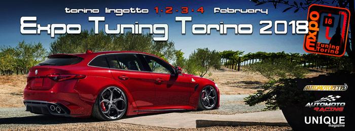 EXPO TUNING TORINO 2k18
