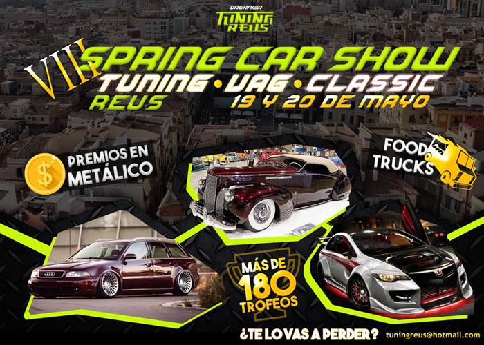 VIII SPRING CAR SHOW REUS 2K18