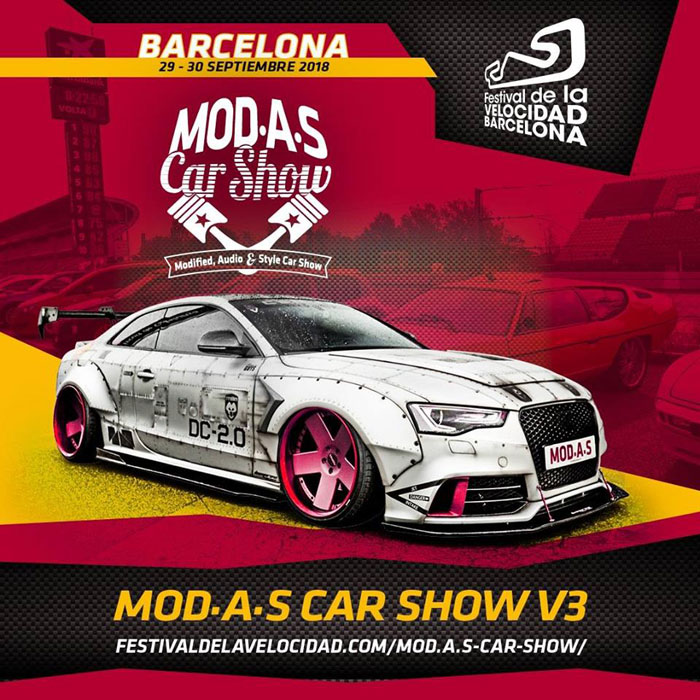 MOD.A.S CAR SHOW V3 2k18