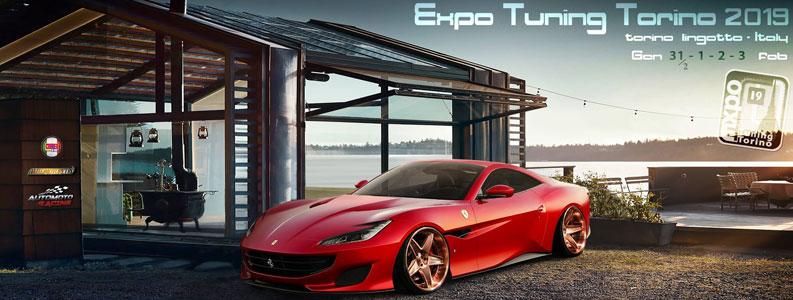 EXPO TUNING TORINO 2k19