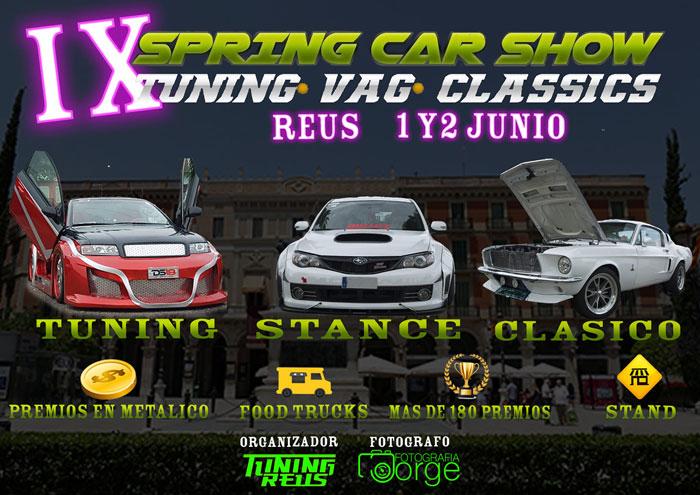 VIII SPRING CAR SHOW REUS 2K19