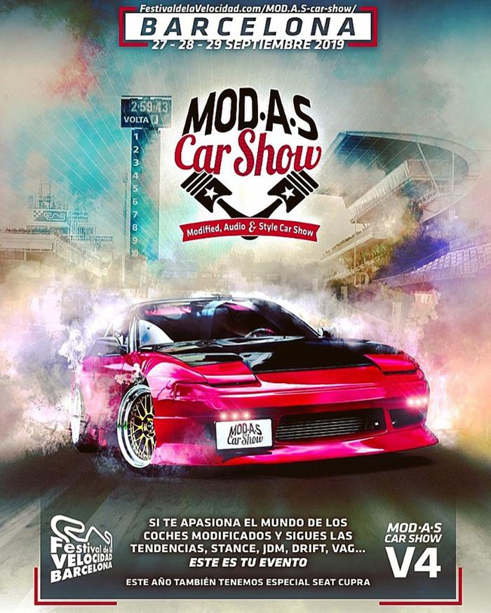 MODAS CAR SHOW 2K19 V4.0