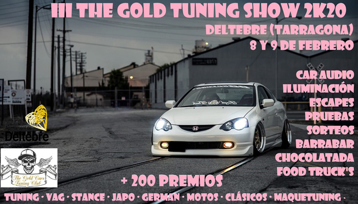EIII THE GOLD TUNING SHOW 2K20