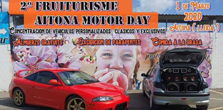 II FRUITURISME MOTOR DAY AITONA
