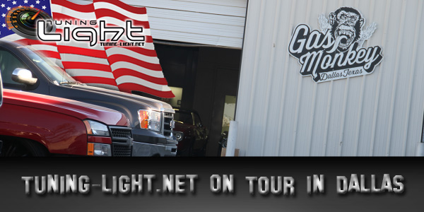 TUNING-LIGHT.NET ON TOUR IN USA